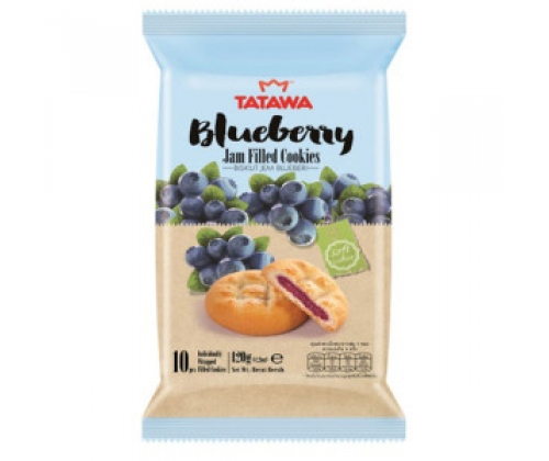 Bánh Bluenerry 120gr