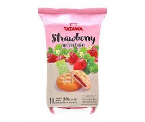Bánh Strawberry 120gr